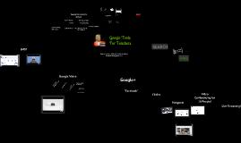 Copy of Google Tools for Teachers - SCTCS
