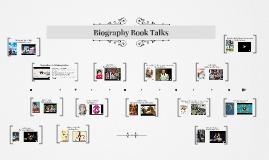 Biography Book Talks