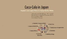 Coca-Cola Japan