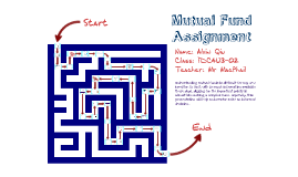 Mutual Fund Assignment