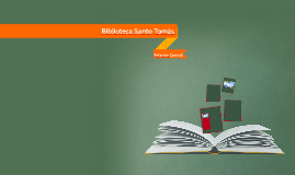 Biblioteca Santo Tomás Estación Central