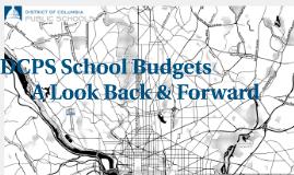 DCPS School Budgets