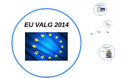 EU VALG 2014