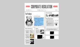 Copy of Reforms of the Progressive Era: Corporate Regulation