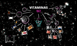 Copy of VITAMINAS: B12