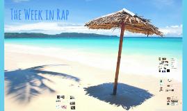 Week in Rap
