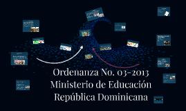 Copy of Ordenanza 03-2013