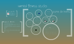 Mental fitness studio