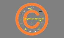 Copyright Basics for Higher Education
