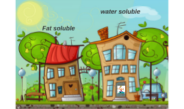 Fat soluble