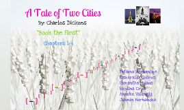 Copy of A Tale of Two Cities by: Charles Dickens