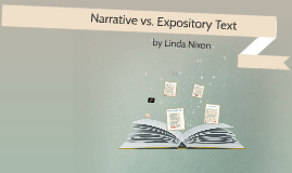 Narrative vs. Expository  Reading Comprehension