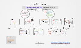 Copy of Fisiología del ejercicio: línea del tiempo