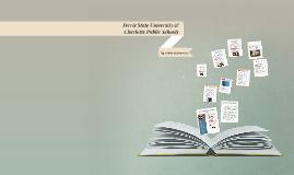 Ferris State University & Charlotte Public Schools