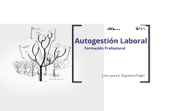 Copy of Autogestion Laboral
