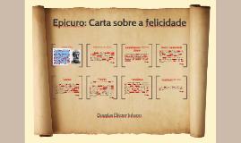 Epicuro: Carta sobre a felicidade