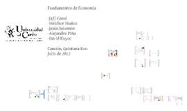 Copy of Exposición de Economía