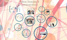 Fasion Branding/Trends