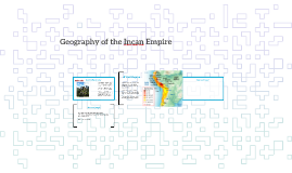 Geography of the Incan Empire