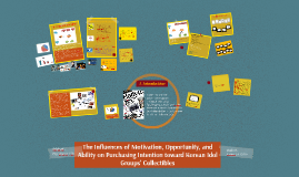 The Influences of Motivation, Opportunity, and Ability on Pu