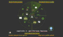 Copy of capitulo 2: perifericos basicos