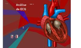 Análise do ECG (electrocardiograma)