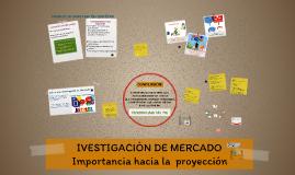 IVESTIGACIÓN DE MERCADO- SEGMENTACIÓN