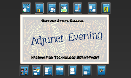 Adjunct Evening ITD