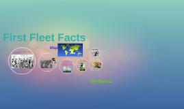 First Fleet Facts
