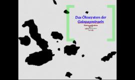 Copy of Das Ökosystem der Galapagos Inseln