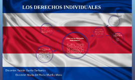 Copy of Libertades Individuales Constitución Política de Costa Rica