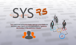 M&B produto SYS R&S