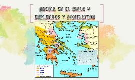 grecia en el siglo V