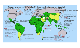 Governance and Public Policy in the non-Western World