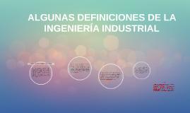Copy of HISTORÍA DE LA INGENIERÍA INDUSTRIAL