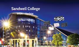 Sandwell College Sports Employer Board