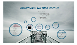 EL MARKETING EN LAS REDES SOCIALES.
