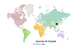 Journey to Canada
