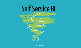 Self-Service BI