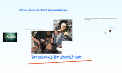 Dreadlocks for straight hair