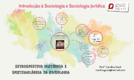 Introdução à Sociologia Jurídica