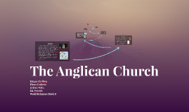The Anglican Church