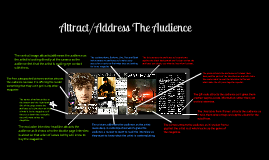 Attract/Address my audience