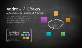 Andrew J. Gibson - Keystone