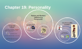 Chapter 19: Personality