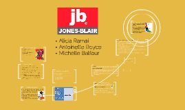 Jones -Blair Company