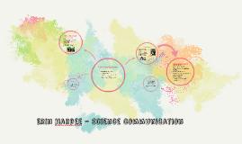 Erin Hardee - Schools Outreach Organiser