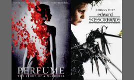 Perfume & Edward Scissorhands