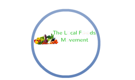 Copy of Local Foods Movement