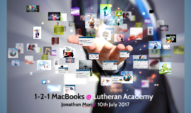 Technology Infusion @ Lutheran Academy